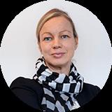 Charlotte Axelsson, förbundschef, samordningsförbundet Insjöriket